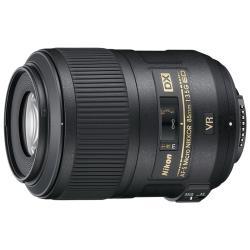 Объектив Nikon 85mm f / 3.5G ED VR DX AF-S Micro-Nikkor