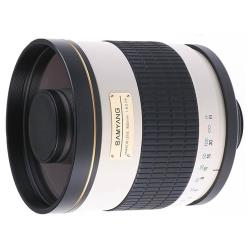 Объектив Samyang 800mm f/8.0 MC IF Mirror T-Mount