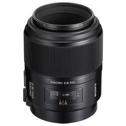 Объектив Sony 100mm f / 2.8 Macro (SAL-100M28)