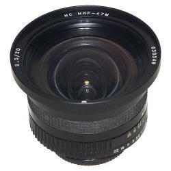 Объектив Зенит Мир 47K 20mm f / 2.5