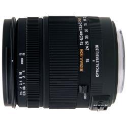 Объектив Sigma AF 18-125mm f / 3.8-5.6 DC OS HSM Nikon F