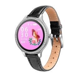 Умные часы ZDK M8 (leather)