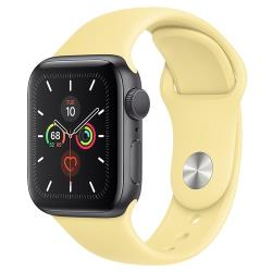 Умные часы Apple Watch Series 5 GPS 44mm Aluminum Case with Sport Band