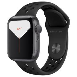 Умные часы Apple Watch Series 5 GPS 40mm Aluminum Case with Nike Sport Band
