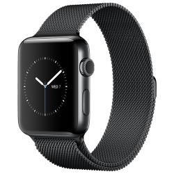 Часы Apple Watch Series 2 42mm with Milanese Loop