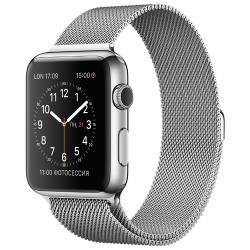 Часы Apple Watch 42mm with Milanese Loop