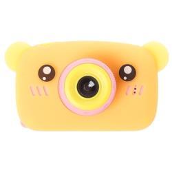 Фотоаппарат GSMIN Fun Camera Bear со встроенной памятью и играми