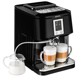 Кофемашина Krups EA8808 Two-In-One Cappuccino