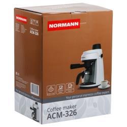 Кофеварка рожковая Normann ACM-326