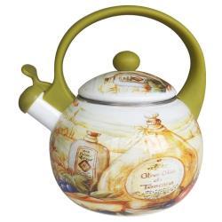 Metalloni Чайник со свистком Сицилия 2.5 л
