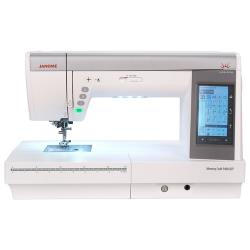 Швейная машина Janome Memory Craft 9400 QCP Horizon