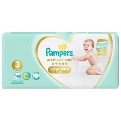 Pampers Premium Care трусики 3 (6-11 кг) 48 шт.