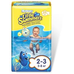 Huggies трусики Little Swimmers (3-8 кг) 12 шт.