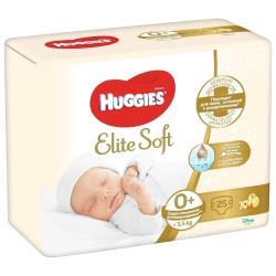 Huggies подгузники Elite Soft 0 (до 3,5 кг) 25 шт.
