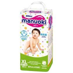 Manuoki трусики XL (12+ кг) 38 шт.