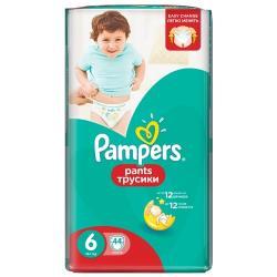 Pampers трусики Pants 6 (16+ кг)