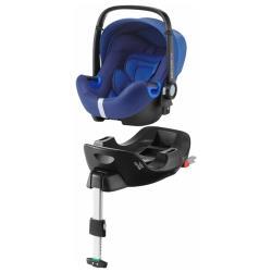 Автокресло-переноска группа 0+ (до 13 кг) BRITAX ROMER Baby-Safe i-Size + Flex Base