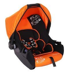 Автокресло-переноска группа 0+ (до 13 кг) Babycare BC-322 Люкс Слоник