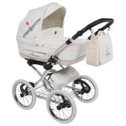 Универсальная коляска Tutek Turan ECO Leatherette (3 в 1)