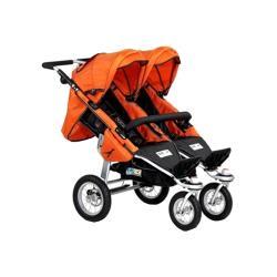 Универсальная коляска TFK Twinner Twist Duo + люльки