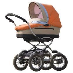 Универсальная коляска Bebecar Style AT (2 в 1)