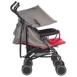 Прогулочная коляска BamBola HP-306S Duo Pallino