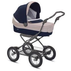 Коляска для новорожденных Inglesina Sofia 2017 (люлька, шасси Ergo bike)