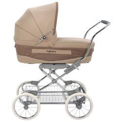 Коляска для новорожденных Inglesina Vittoria (шасси Comfort Chrome)