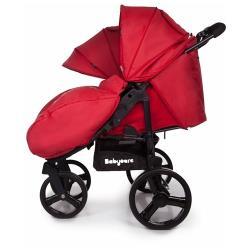 Прогулочная коляска для двойни Baby Care Cruze Duo