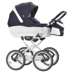 Коляска для новорожденных Mr Sandman Voyage Premium (Eco 50%) (люлька)
