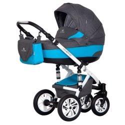 Универсальная коляска Caretto Riviera (3 в 1)