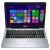 "Ноутбук ASUS X555LD (Core i3 5010U 2100 MHz / 15.6"" / 1366x768 / 4.0Gb / 500Gb / DVD-RW / NVIDIA GeForce 820M / Wi-Fi / Bluetooth / Win 8 64)"