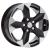 Колесный диск SKAD Гранит 6x15 / 5x100 D57.1 ET39 Алмаз
