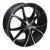 Колесный диск ALCASTA M07 6x15 / 4x100 D54.1 ET48 BKF