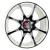 Колесный диск Yamato Minamoto-no-Esinaka 6.5x16 / 5x112 D57.1 ET46 X-Ray