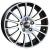 Колесный диск Proma RSs 6.5x16 / 4x108 D63.3 ET37 Алмаз матовый