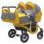 Универсальная коляска Teddy Fenix Duo (2 в 1)